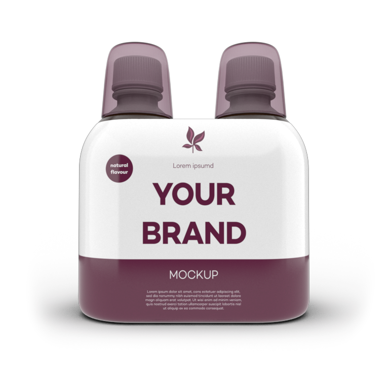 Manufacturer Nutrition Wellness: sleeved bottles