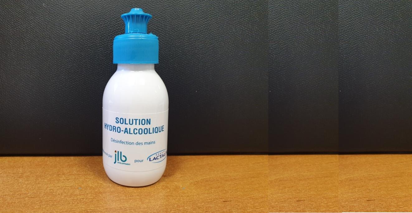 fabrication de gel hydroalcoolique