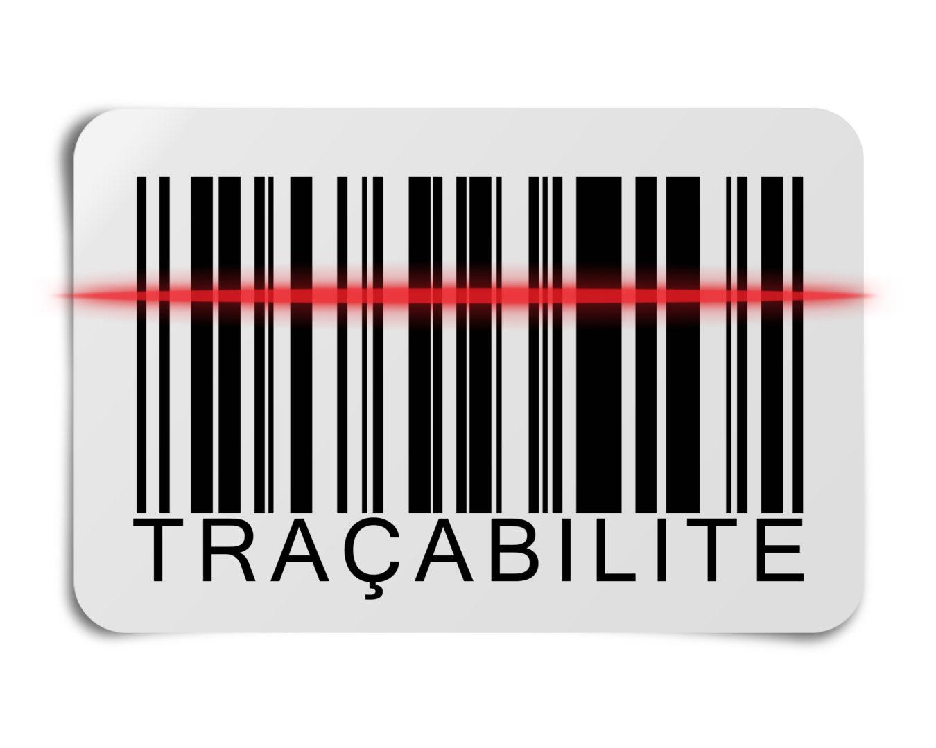 Traçabilité, code barre, lecture par scanner